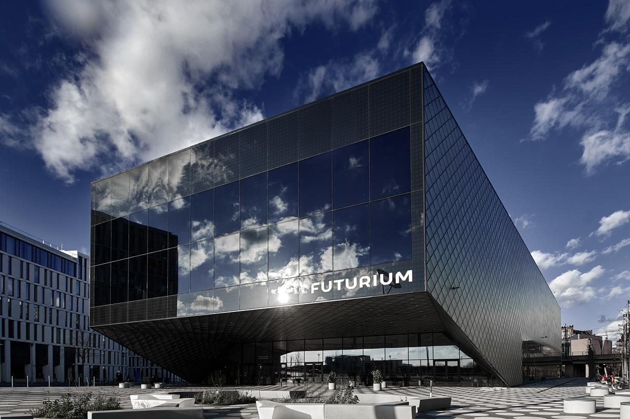 Futurium: Museum der Zukunft