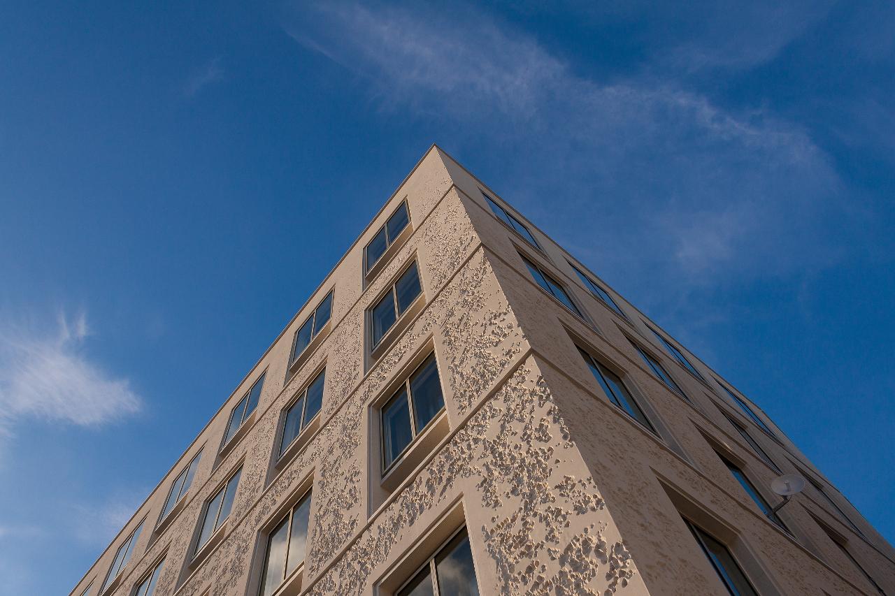 Bürogebäude am Schinkelplatz