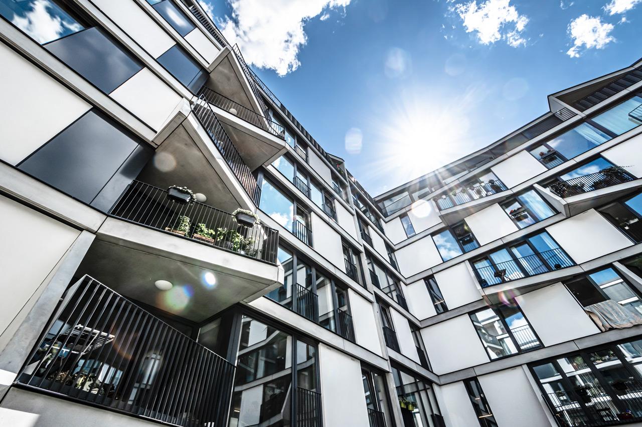 Bouchégärten: Moderne Architektur grün gedacht