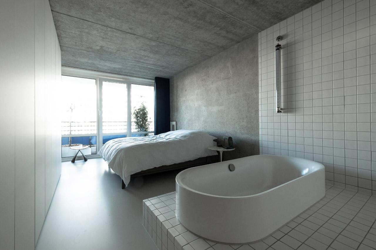 Leipziger Straße: Plattenbau-Beton und modernes Wohnen im Einklang
